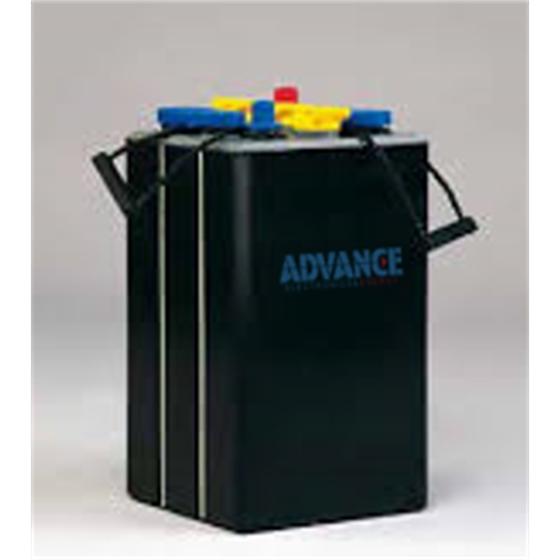 A2-5-550 - Batteria ADVANCE OPzS - 2V - 550Ah