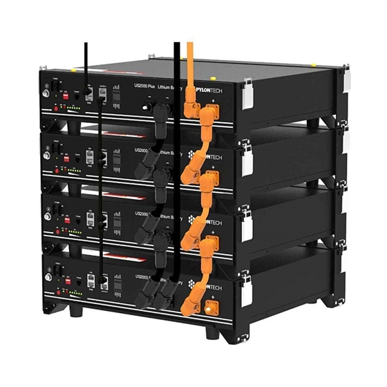 US3000 - Batteria Litio LiFePO4 48V (51,2V) 75Ah