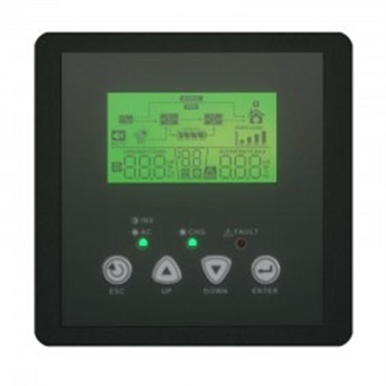 Inverter Effekta 3000VA / 2400W / 48V + Caricatore solare 900W MPPT