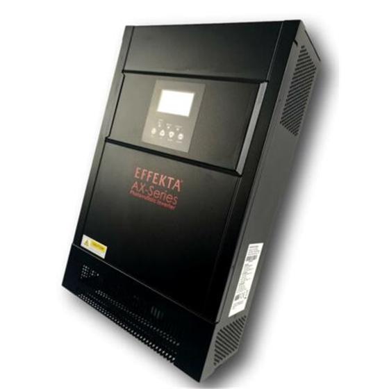 Inverter Effekta 5000VA / 5000W / 24V - Caricatore MPPT 80 Amp