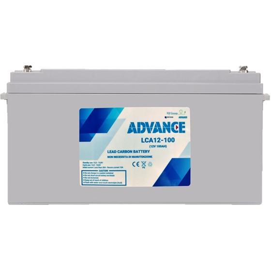 GA12-200 - Batteria ADVANCE GEL - 12V - 200Ah