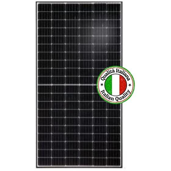 """Pannello Solare """"HALF CUT"""" 380W - MADE IN ITALY - Alta Qualità"""