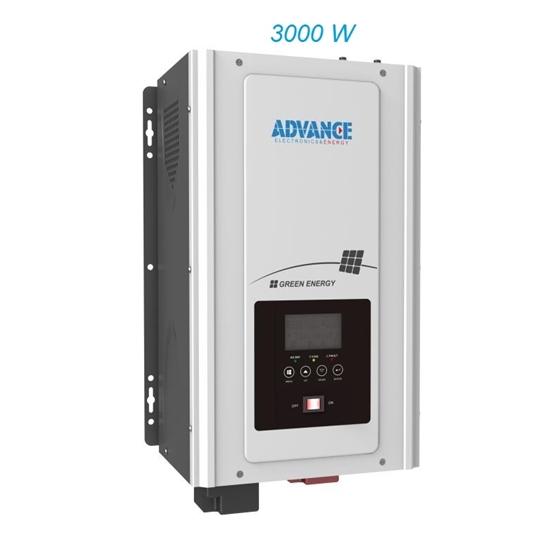 EP3024T - Inverter Toroidale ADVANCE 3000VA/3000W/24V - NEW MODEL
