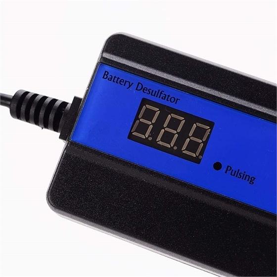Desolfatatore elettronico autosense da 12 a 48V – 200/400 Amp