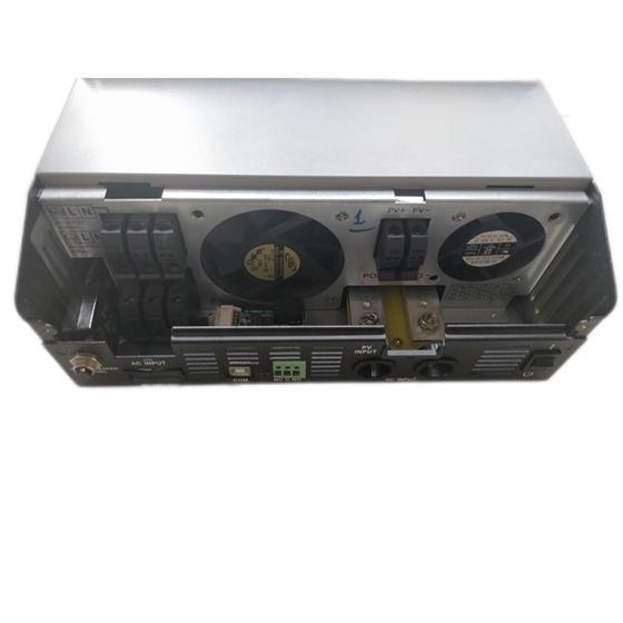 Inverter ibrido 3000VA / 2400W / 24V + Caricatore solare 50 Amp PWM - RICONDIZIONATO