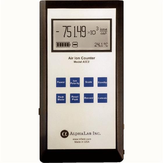 AIC2 - Air Ion Counter 2 - Misuratore di Ioni