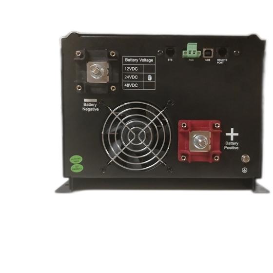 EP2012T - Inverter Toroidale ADVANCE 2000VA/2000W/12V - NEW MODEL
